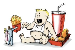 Kids fast foods etc