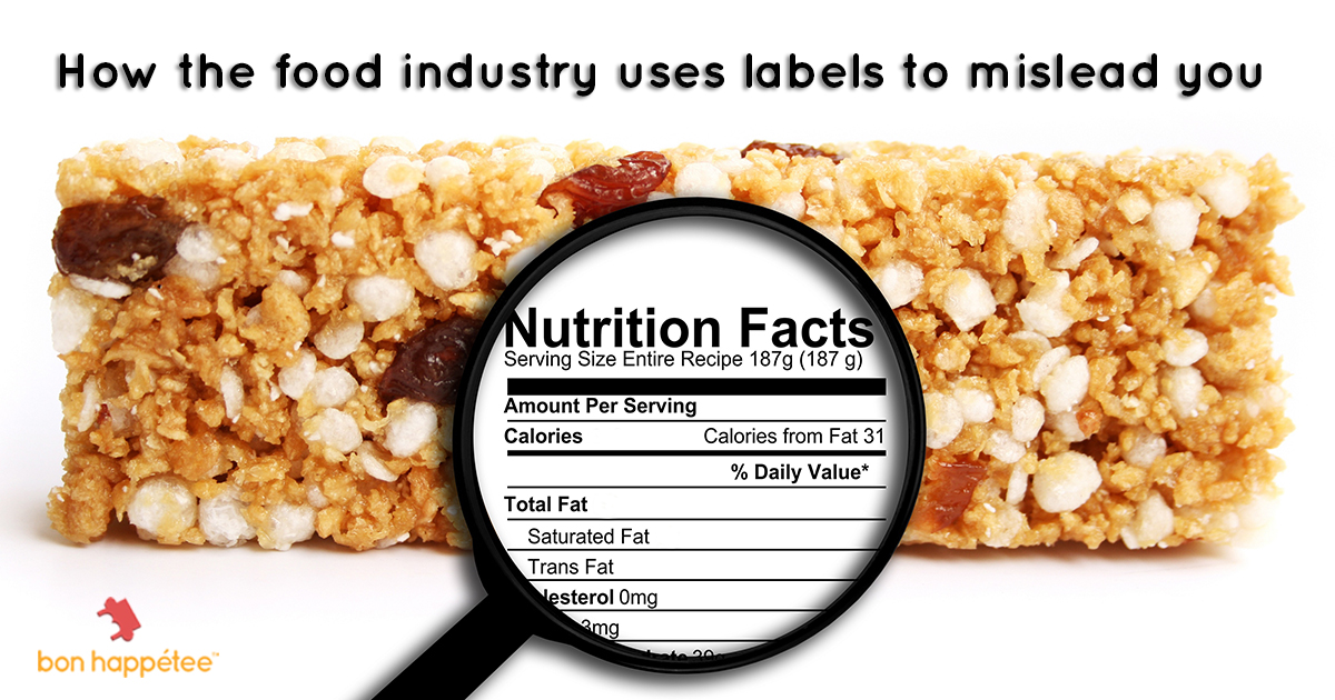 Eat Right Learn To Read Your Food Labels Bon Happetee