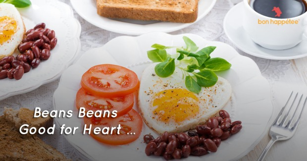 Beans good for heart